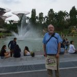 Ken Fitch in Singapore