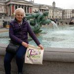 2018.03.27 Sue Ablett - Trafalgar Square