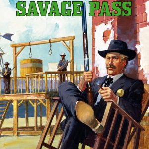 DM Harrison - Robbery in Savage Pass (cache_10196167)