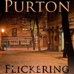 2019.01.15 Michael Purton - Flickering Lights (front cover)